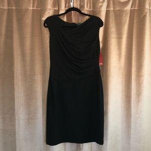 NWT Ralph Lauren Jersey Sheath Dress